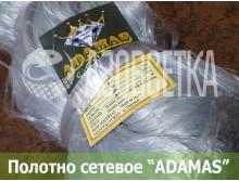 Сетевое полотно ADAMAS 40х0,15х200х200, леска