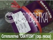 Сетеполотно Crayfish 75х0,20*8х8х100, скр. леска