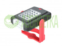 Фонарь с магнитным креплением и крючком, 20+3 LED-светодиоды