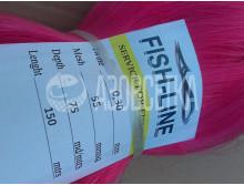 Полотно сетевое Fish-Line, 55х0,30х75х150