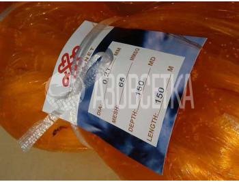 Сетеполотно из лески KOREA-NET, 120х0,35х75х150