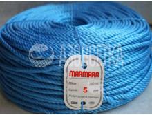 Полипропиленовая веревка Marmara 5,0 мм, бухта 200 м