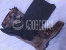 Сапоги ПВХ с войлочной вставкой (Псков-Полимер)