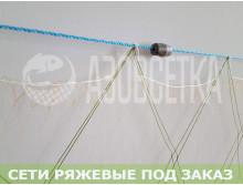 Трехстенка ручной посадки 45х0,18мм/1,5х50м