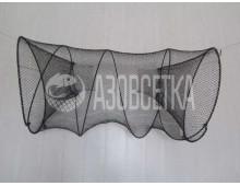 Раколовка-ятерь складная: диаметр 30 см, длина 60 см