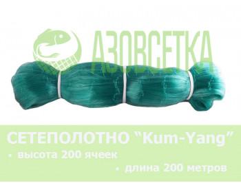 Полотно сетевое Kum-Yang 22х0,15х200х200