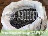 """Тонущий шнур """"Crayfish"""" 100г/м, в метрах"""