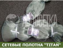 Полотно сетевое TITAN 35х0,13х150х150, леска