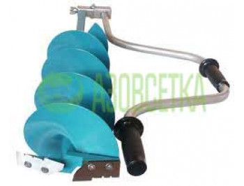Ледобур шнековый NERO 110 мм, длина шнека 620 мм