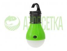 Лампа с крючком для палатки, 3 LED-светодиода