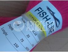 Полотно сетевое Fish-Line, 35х0,18х75х150