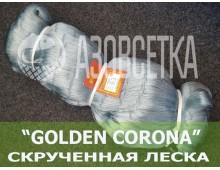 Сетеполотно Golden Corona, 100х0.20*8х75х150, скрученная леска