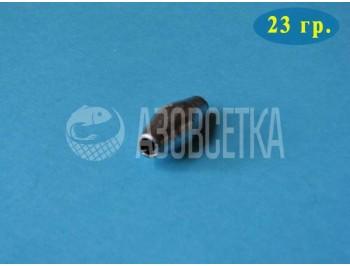 Свинцовые грузила (оливка) для кастинговых сетей, 23 гр.