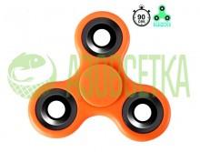Спиннер №3 Fidget Spinner (оранжевый)