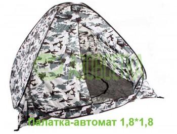 Палатка для зимней рыбалки (автомат), размер 1,8х1,8 м