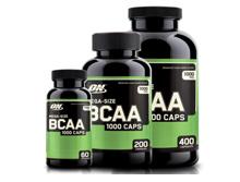 Аминокислотный комплекс и BCAA