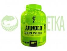Сывороточный протеин Iron Whey Arnold, 908 гр.