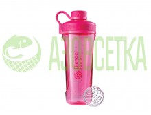 Спортивный  шейкер Blender Bottle Radian Tritan Pink