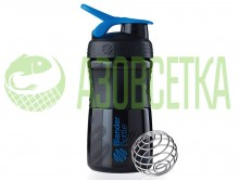 Шейкер Blender Bottle SportMixer (blackblue)