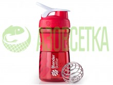 Шейкер Blender Bottle SportMixer (red)