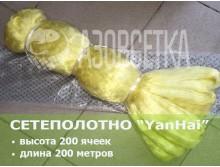 Полотно сетевое YanHai 70х0,18х200х200