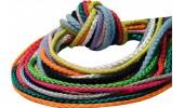 Шнуры вязаные с сердечником (полипропилен)