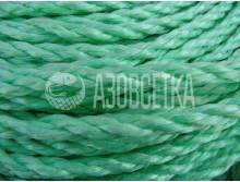 Полипропиленовая веревка «самокрут» 3,5 мм, бух. 200м