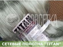 Полотно сетевое TITAN 55х0,18х150150, леска
