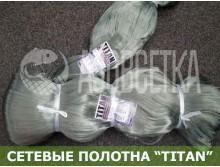 Полотно сетевое TITAN 60х0,16х100150, леска