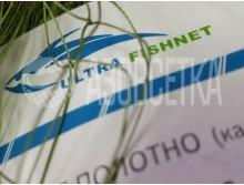Сетеполотно ULTRA FISHNET капрон, 80х0.45, высота 80 яч.