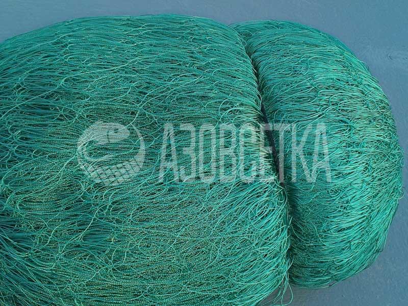 Нитки для вязания сетей рыболовных 20