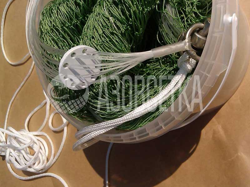 оснащение кастинговой сети
