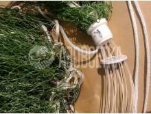 Кастинговая сеть из капроновой нити с кольцом CNR-KP-3,6-20