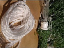 Кастинговая сеть из капроновой нити CN-KP-8,0-20