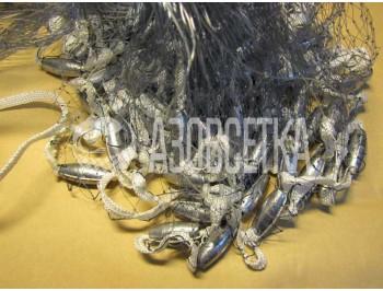 Кастинговая сеть из мононити (леска) CN-LS-2,4-16