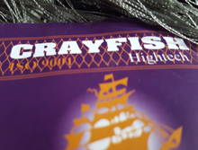 Сетеполотна Crayfish из лески в 5 сложений