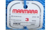 """Веревки и канаты """"MARMARA"""""""