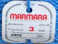 Веревки и канаты из полипропилена Marmara
