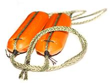Поплавки сетевые для оснащения рыболовных сетей