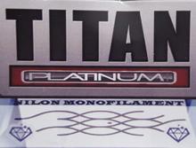 Сетевые полотна TITAN из лески ячейка 85мм